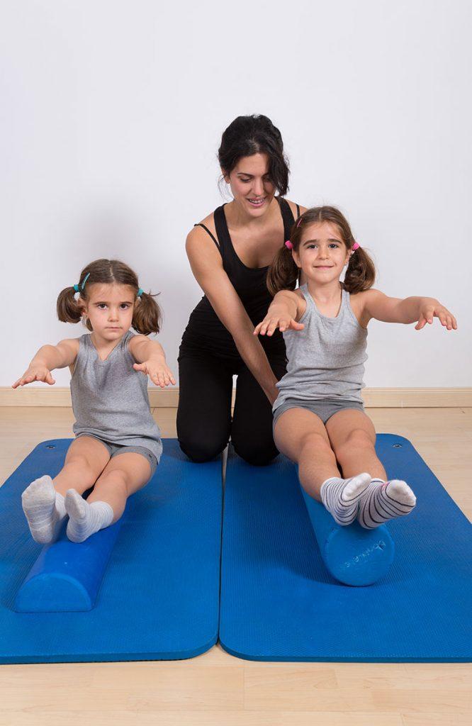 Bodymind Studio Pilates para niños